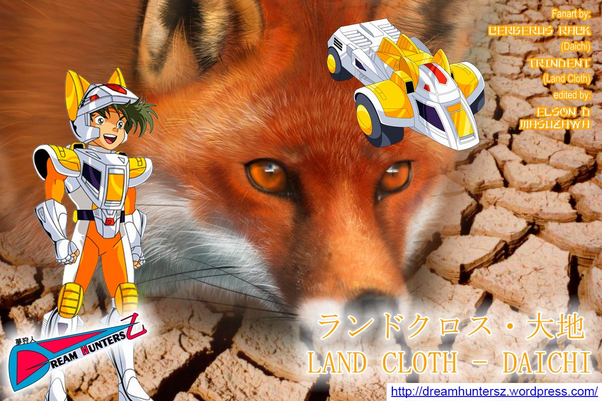 Land Cloth - Daichi